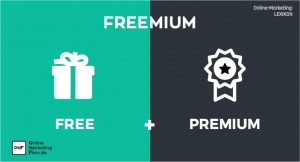 Freemium Definition - OnlineMarketingFans.de Lexikon