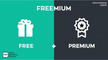 Freemium Definition – OnlineMarketingFans.de Lexikon