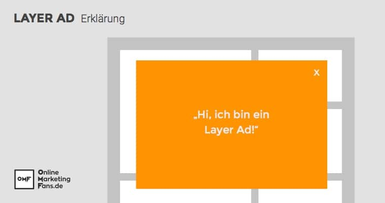 Layer Ad - Definition - Erklaerung