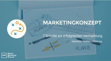 marketingkonzept-erklaerung-7-schritte