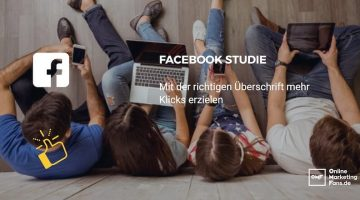 Diese Überschriften erzielen auf Facebook die meisten Klicks