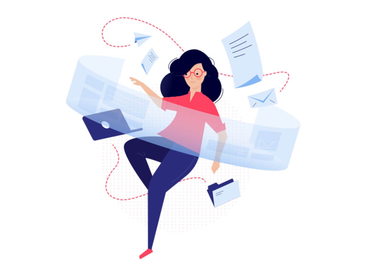data-flow-illustration-woman