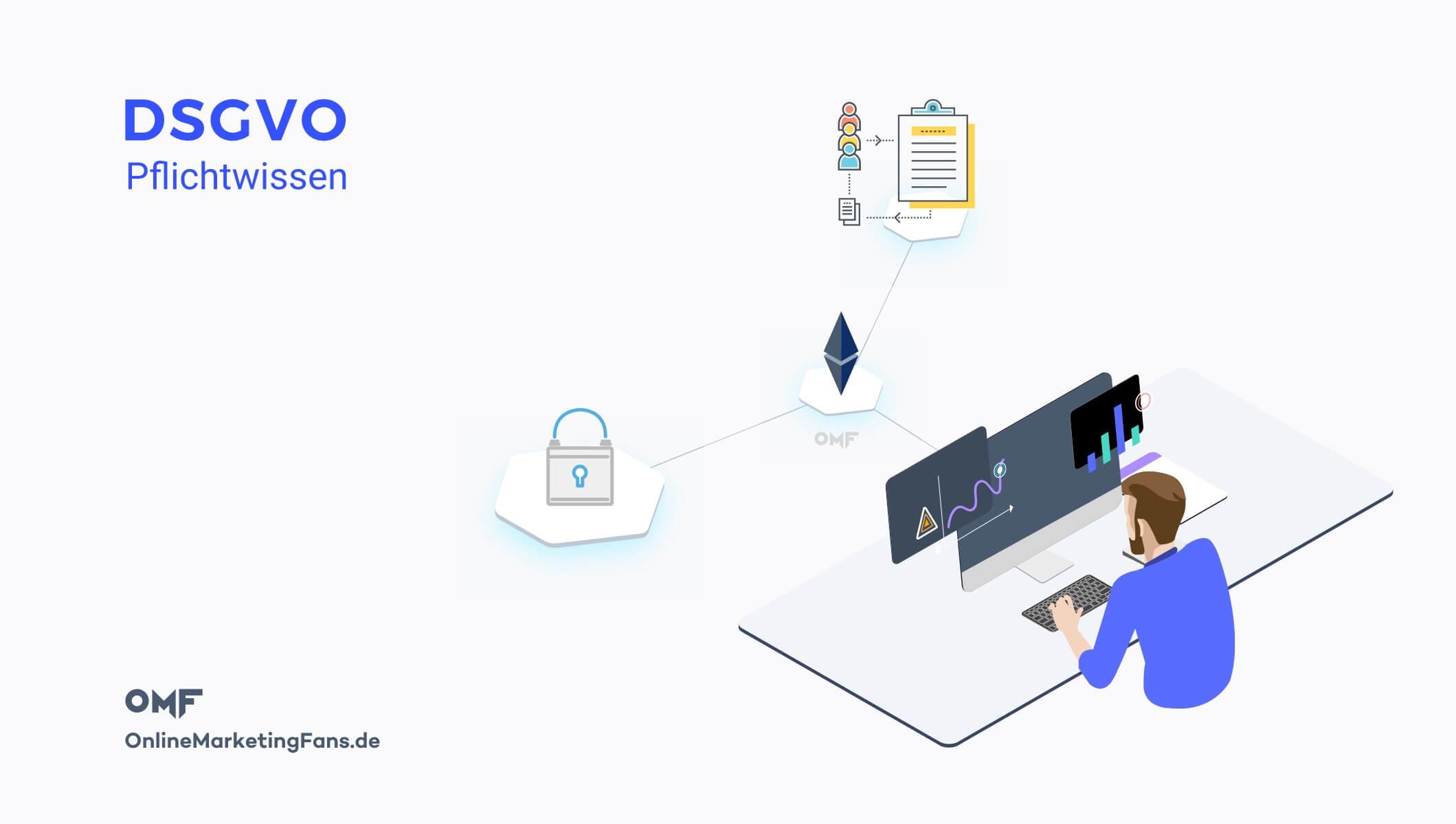 DSGVO Datenschutzreform Auswirkungen - Onlinemarketing